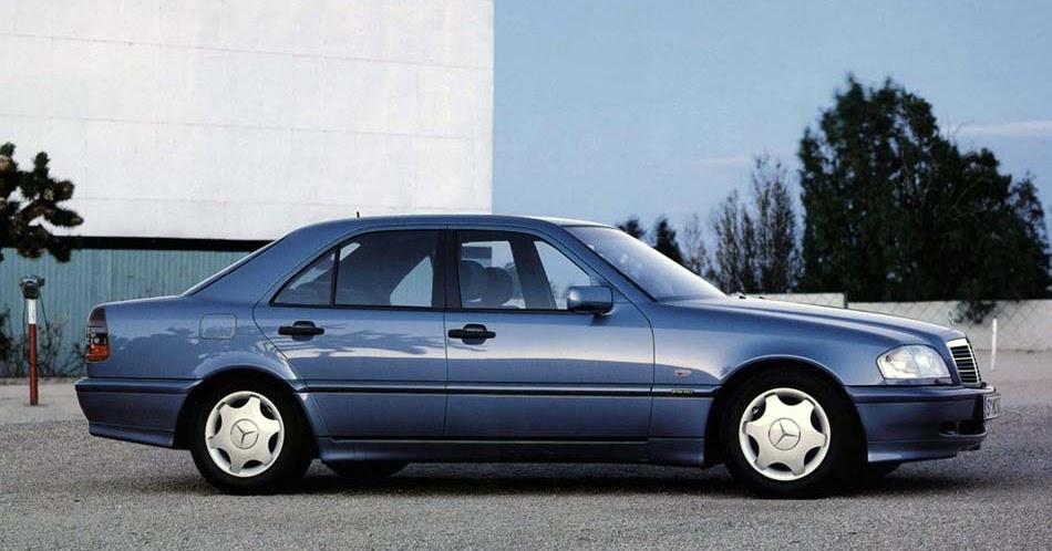 Carwp Mercedes Benz C Class History 1993 2015