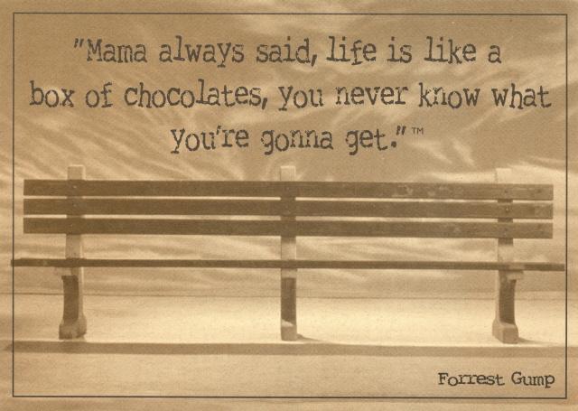 Forrest Gump Movie Quotes. QuotesGram