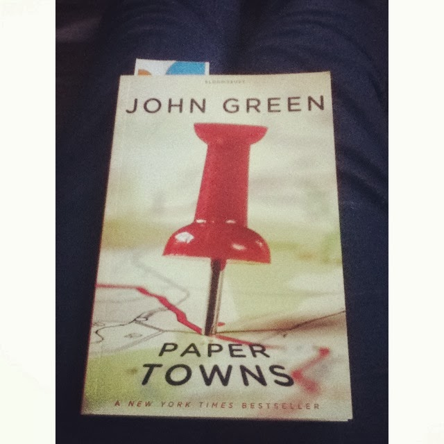 book report on paper towns by Login or register to post book reviews  this book, paper towns, is a book that i  have recomended to many people  it didn't have a really good story plot.
