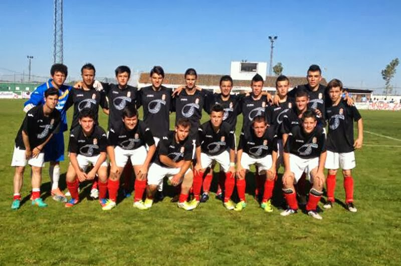 Juveniles 2012/2013