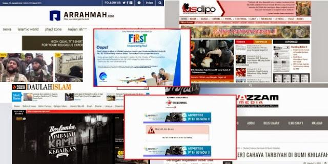 22 Situs Media Islam Diblokir Pemerintah
