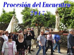 PROCESIÓN DEL ENCUENTRO 2017