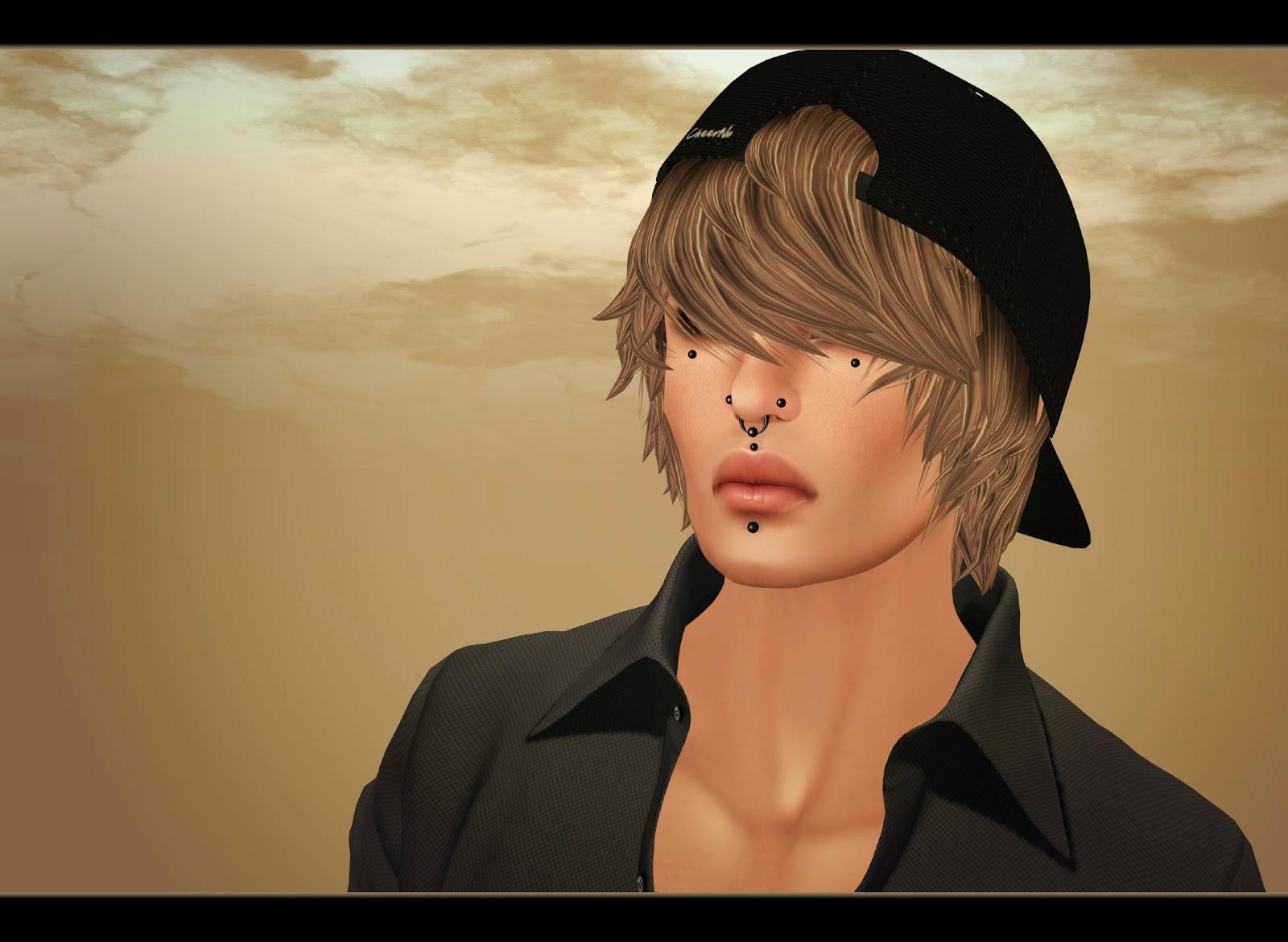 Yakuza hairstyle