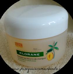 Mascarilla Reparadora Mango Klorane