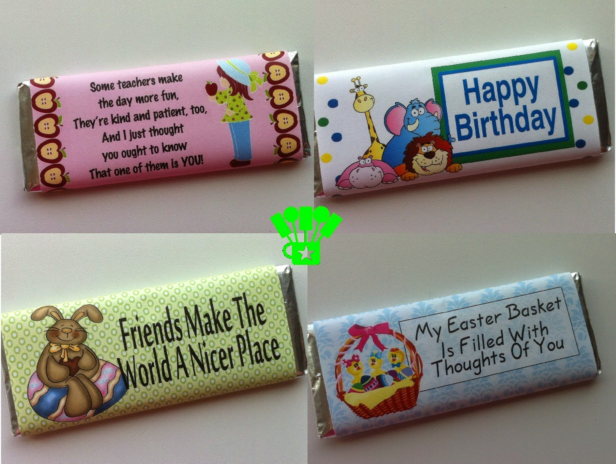 Candy Bar Wrappers Club