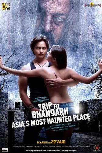 Trip To Bhangarh (2014) Movie Poster No. 1