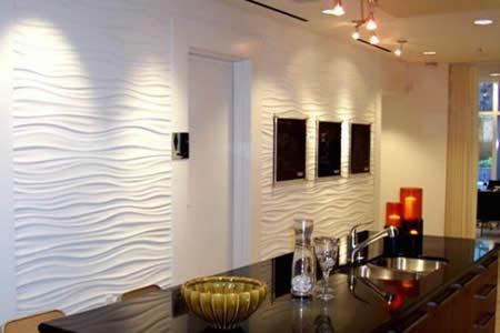 Servicios de remodelacion de interiores y exteriores en - Paredes decorativas interiores ...