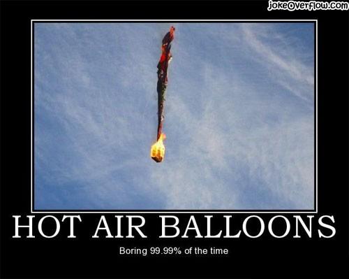 Hot Air Balloon Jokes