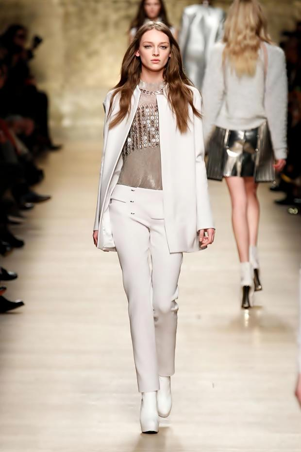 1001 fashion trends: Paco Rabanne Fall-Winter 2012-2013