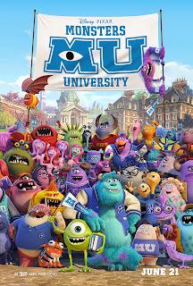 Ver Película Monstruos University Online Gratis (2012)