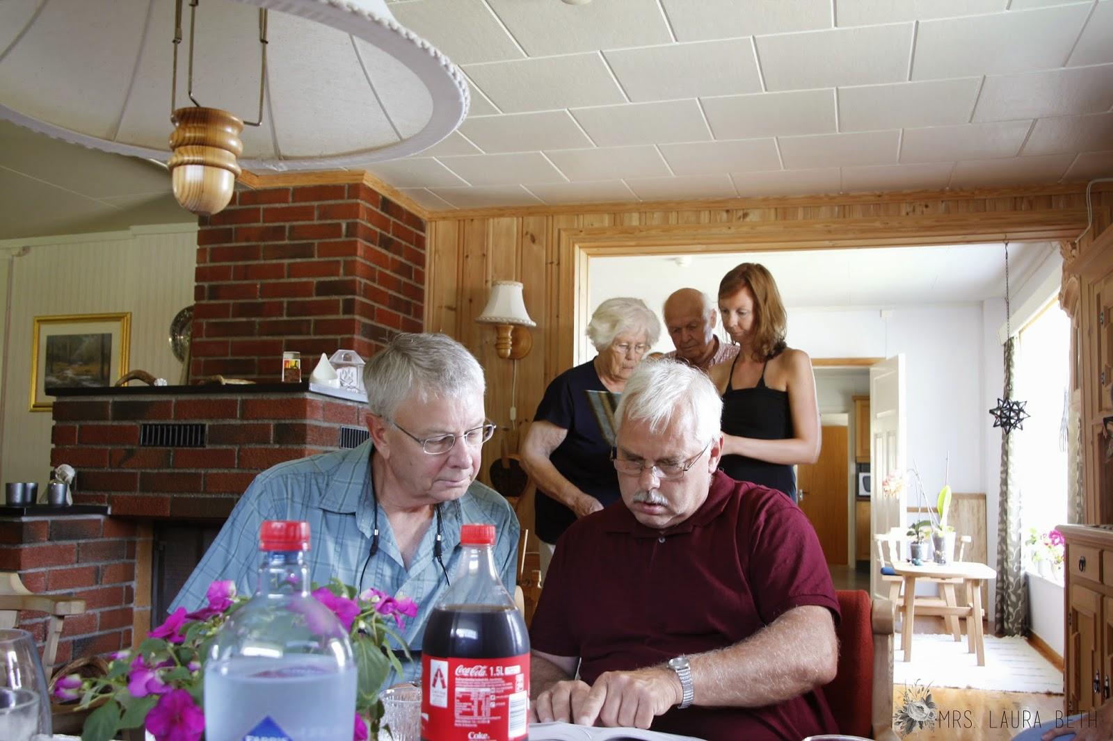 Storhoff, Storhov, Norway, family history