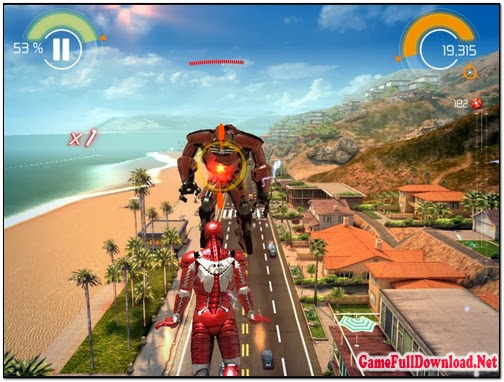 Download Game Iron Man 3. - Superman game for pc