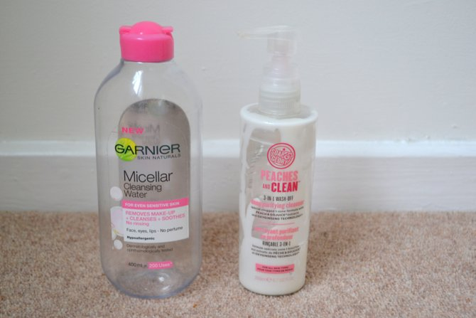Soap & Glory Peaches & Clean Cleanser