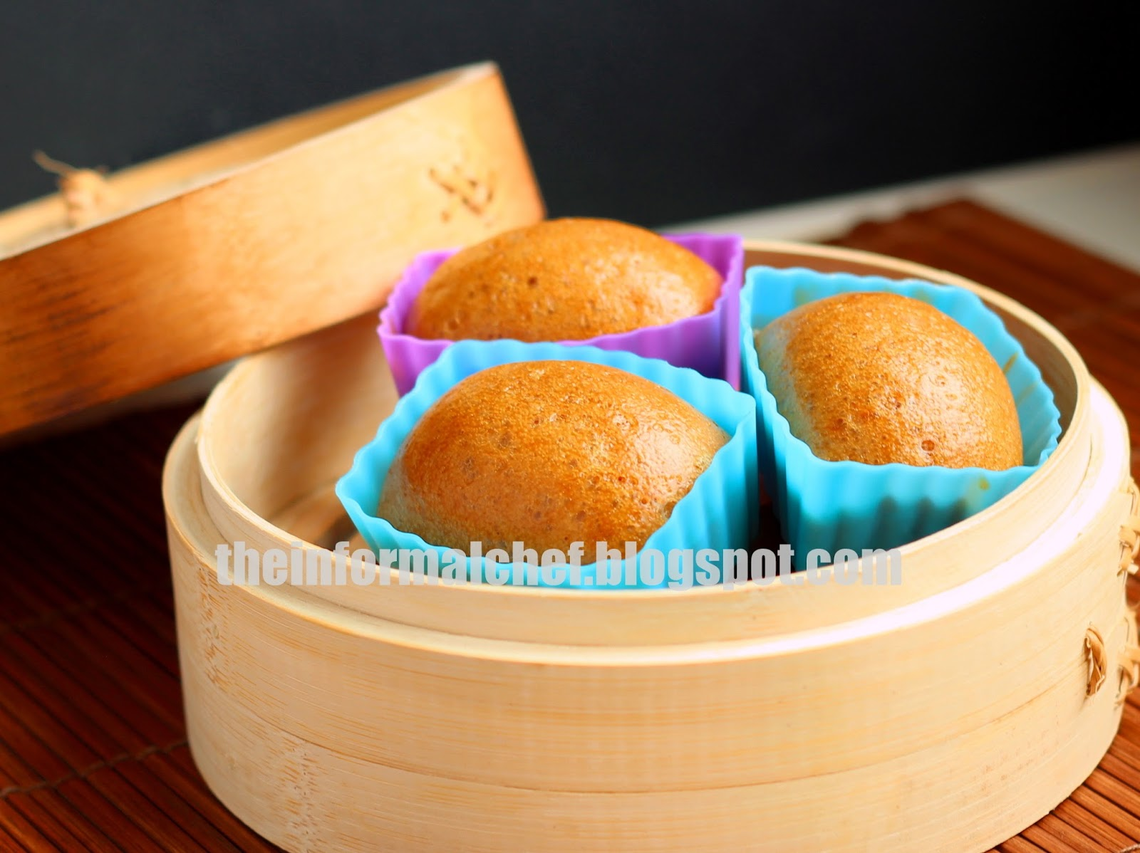The Informal Chef Chinese Steamed Cake Ma Lai Go 马来糕