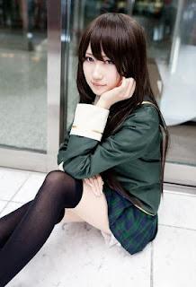Mikazuki Yozora cosplay by Hiokichi