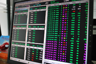 belajar forex pemula, perbedaan antara pasar saham dan pasar forex