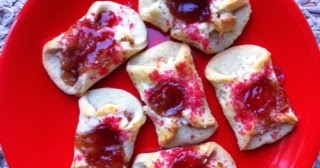 Martha, Mary and Cookies: 080413 Coconut-Cream Cheese (Pinwheels)