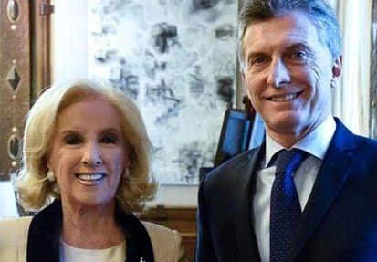 * Mirtha Legrand volvió a criticar a Mauricio Macri