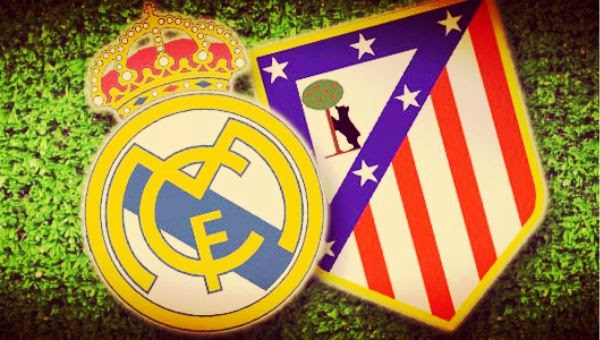 Real Madrid vs Atletico Madrid 8 Besar Liga Champions 2015