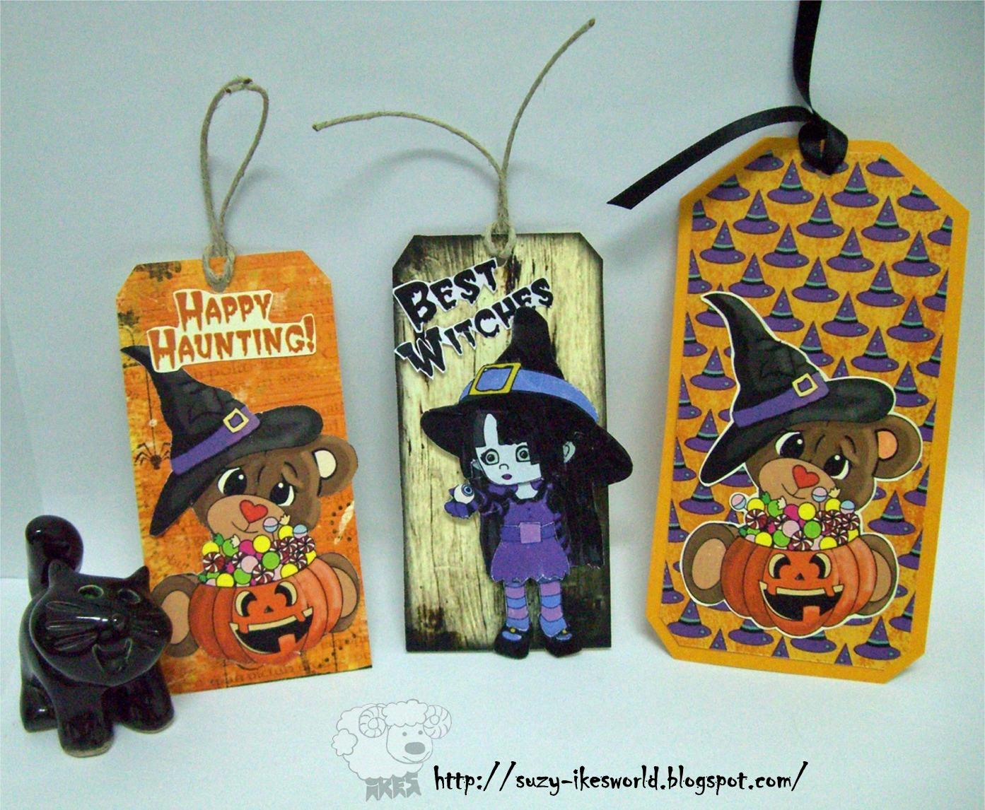 Ikes World: 31 DAYS OF HALLOWEEN DAY 30 - World Halloween Day