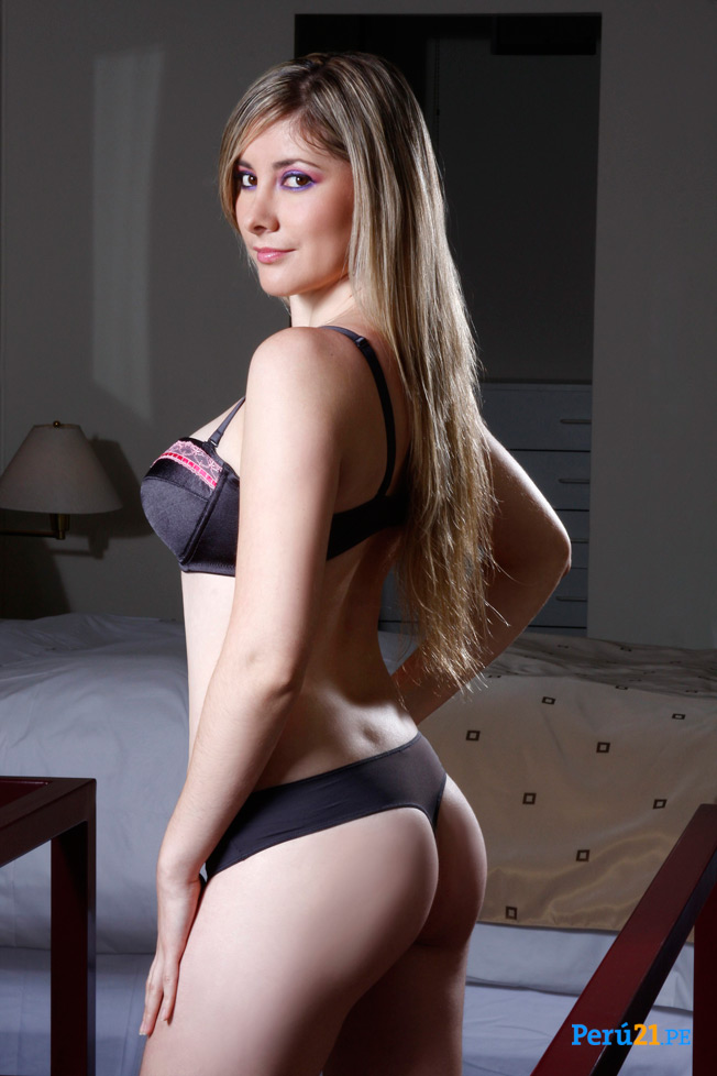 Katia Osorio modelo Chica 21