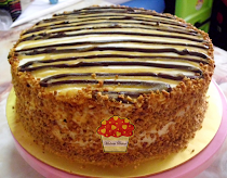 BUTTERSCOTCH CAKE(NEW!!)