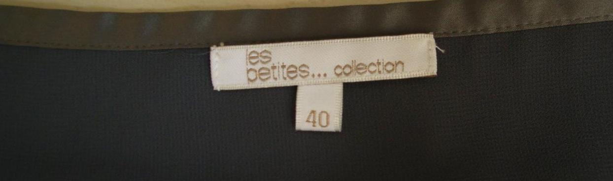 vide dressing de Flora marque pas cher : LES PETITES - Jupe plissée grise - T40 - NEUVE