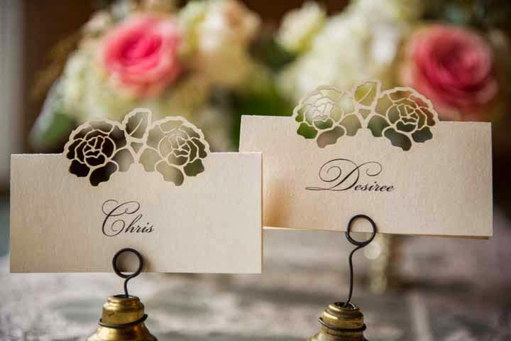 and place cards by natural impression design gorgeous lace linens by wild flower linen