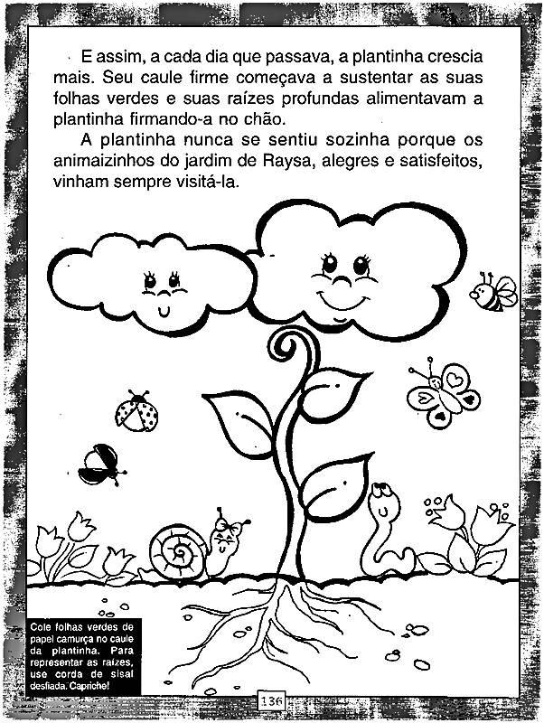 Pedagógiccos Atividades Para Trabalhar O Dia Da árvore Parte 2