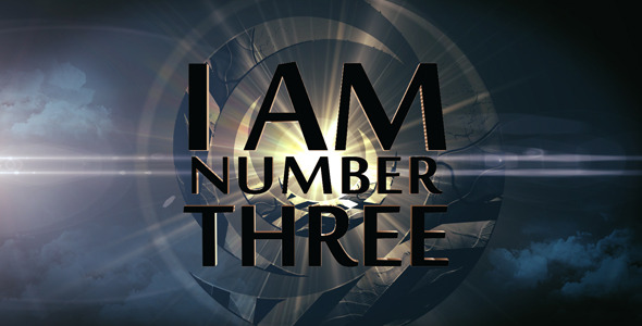 I am Number Three - Cinematic Opener