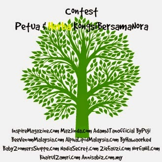 contest petua dan herba kongsibersamanora