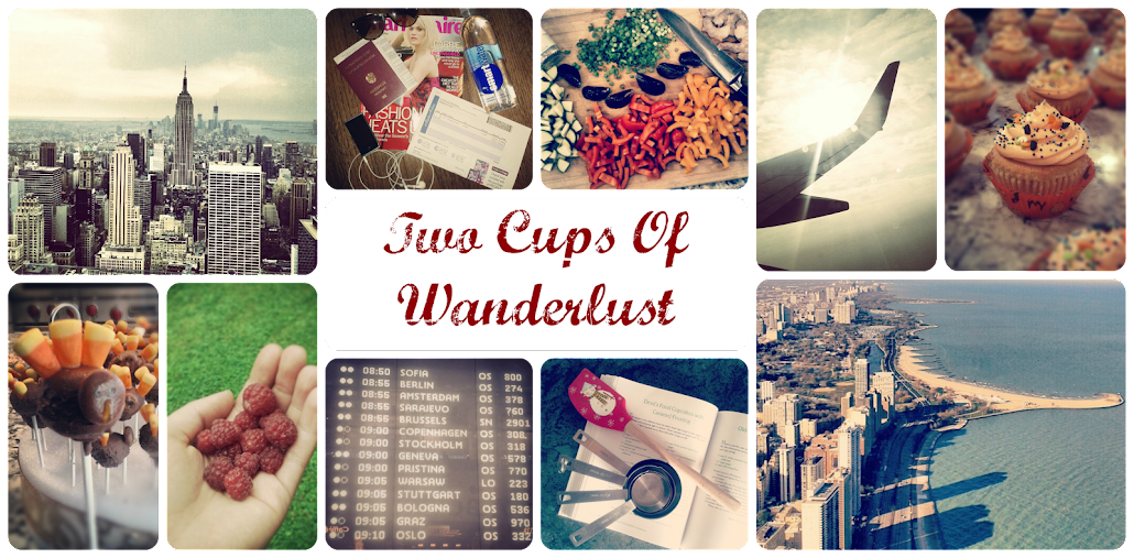 Two Cups of Wanderlust
