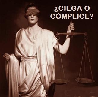 Justicia Ciega Sorda y Manca