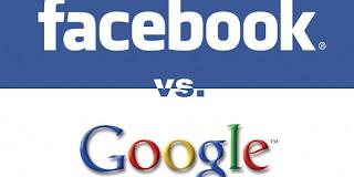 Mampukah Google + Bersaing Dengan Facebook?