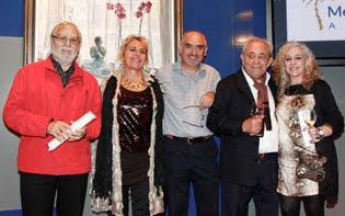 M.Más, M.j. Amérigo, Franchi, J.M. AMérigo y Bego