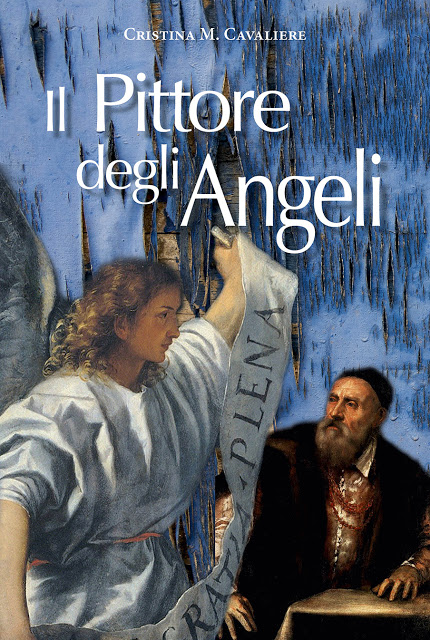IL PITTORE DEGLI ANGELI: su Amazon in versione cartacea e ebook!