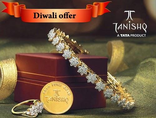 Tanishq Special diwali offers 2013