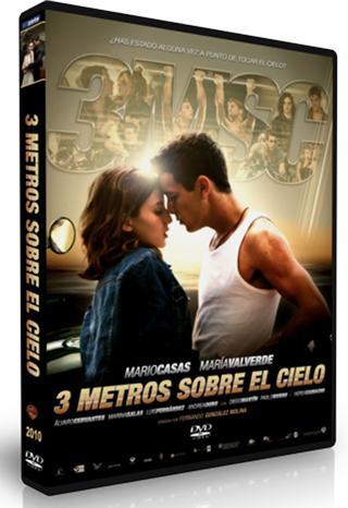 3 Metros sobre el Cielo DVDR NTSC Español Latino Descargar