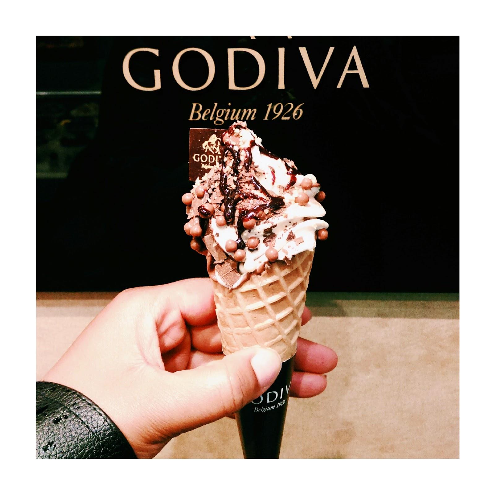 10 Reasons To Visit @GodivaUK Ice Cream