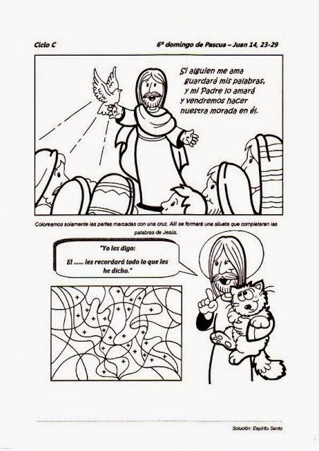 JESUS PASA X AQUI: mandamiento del amor