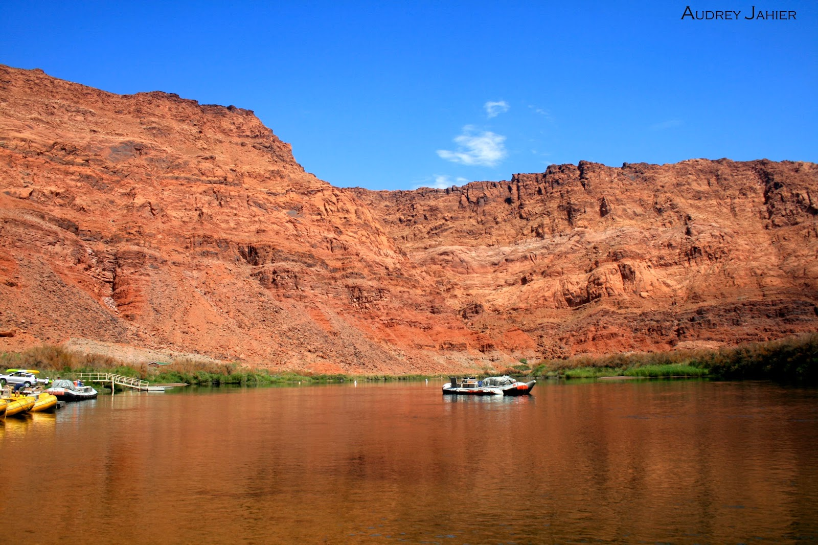 lees ferry-colorado-arizona-road trip