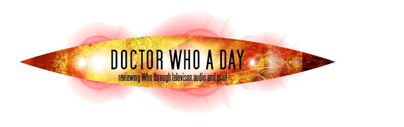 Doctor Who A Day
