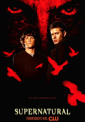 Serie Poster Supernatural S08E07 HDTV XviD & RMVB Legendado