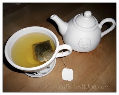 Tee ist sehr beliebt
