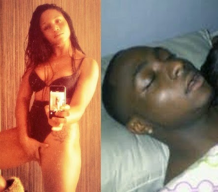davido and maheeda