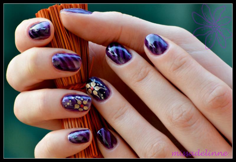 Nail Design Magnet - Nail Arts