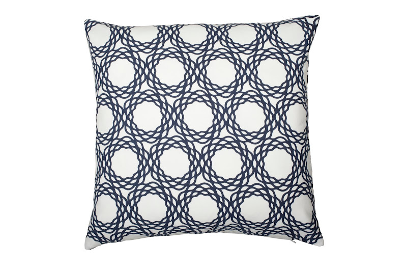 COCOCOZY Cotton Collection pillow in Oxford