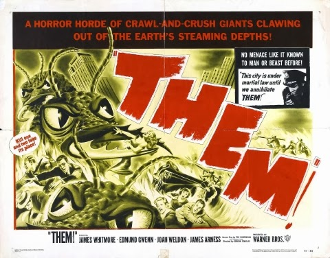 Poster - Them! (1954)