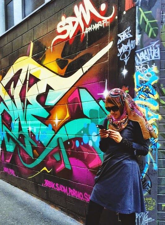 Street Art Melb