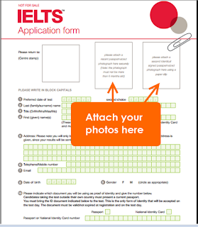 IELTS Photo Requirements